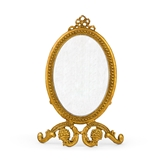 Weddingstar Gold Oval Baroque Frame