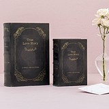 Weddingstar Romantic Vintage Book Box Set/Wishing Well