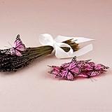 Weddingstar Decorative Hand-Painted Butterflies (4 Colors) (Set of 12)