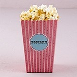 Weddingstar Nostalgic Novelty Popcorn Boxes (Set of 12)