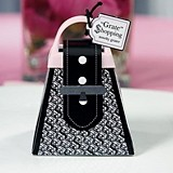 "Weddingstar ""Grate Shopping"" Pink Mini Grater Favor Gift"