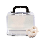 Weddingstar Miniature Travel Suitcase Favor Boxes (Set of 6)