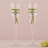 Weddingstar Celtic Wedding Champagne Toasting Flutes (Set of 2)