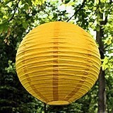 Weddingstar Colorful Medium-Sized Round Paper Lanterns (21 Colors)