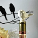 Weddingstar Ceramic Love Bird Bottle Stopper in Gift-Box