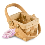 Weddingstar Miniature Woven Picnic Baskets (Package of 6)