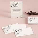 Weddingstar White Birdcage Wish Card Stationery (Set of 50)
