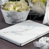 Weddingstar Love Bird in Classic White Guest Book