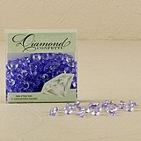 Weddingstar Acrylic Diamond-Shaped Confetti (6 Colors)