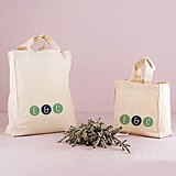 """Smart Type"" Design Personalized Tote Bag"