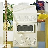 "Personalized ""Special Delivery"" Letter Box/Wishing Well"