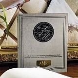 "Personalized ""The Story Of Us"" Box as Guest Book Alternative"