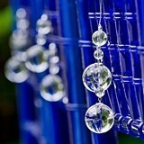 Weddingstar Acrylic Crystal Bubble Decorative Drops