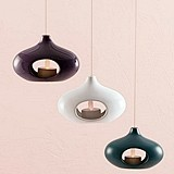 Contemporary Micro Hanging Loop Vessels (4 Colors) (Package of 2)