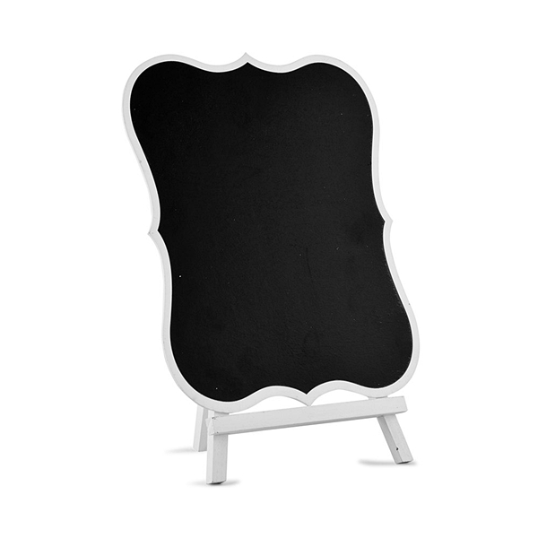 Weddingstar Large Decorative Chalkboards with White Frame