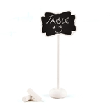 Weddingstar Small White Decorative Chalkboard with Stand