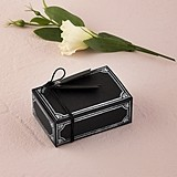 Weddingstar Chalkboard Chic Favor Box Kit (Package of 10)