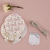 Weddingstar DIY Miniature Mason Jar Decorating Kit (Package of 8)