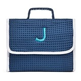 Personalized Stand-Up Waffle-Weave Cosmetic Bags (4 Colors)