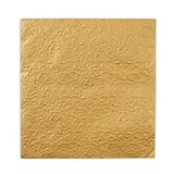 Weddingstar Gold Embossed Flourish Design Paper Napkins (Set of 20)