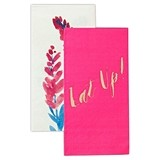 Weddingstar Bright Florals Duo Paper Napkins (Set of 20)