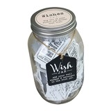 Weddingstar Wedding Wishes Mason Jar Guest Book Alternative