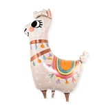 Weddingstar Mylar Foil Helium Party Balloon Decoration - Llama