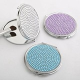 "FashionCraft ""Bling Collection"" Compact Mirrors (Set of 18)"