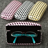 FashionCraft Geometric Design Fashion Eyeglass Holders (Set of 12)