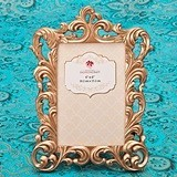 FashionCraft Magnificent Rose Gold Baroque Frame/Table Number Holder