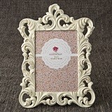 FashionCraft Opulent Brushed Gold Baroque Design 5 x 7 Frame