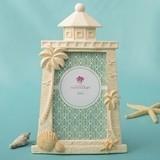 FashionCraft Stunning Lighthouse 4 x 6 Frame/Table Number Holder