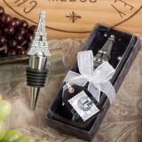 FashionCraft Eiffel Tower Wine Bottle Stopper Favor