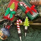 FashionCraft Happy Holidays Collection Bottle Stoppers