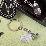 FashionCraft Choice Crystal Collection Baby Bottle Design Key Chain