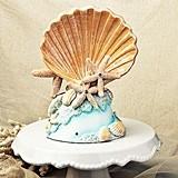 Life's a Beach Collection Cake Topper/Centerpiece