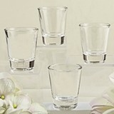 FashionCraft Perfectly Plain Collection Shot Glasses (Set of 24)