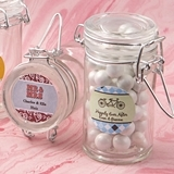 Personalized Expressions Collection Glass Apothecary Jar