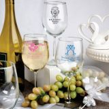 Personalized 12 Ounce Alto Wine Goblets for All Occasions