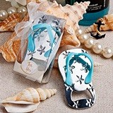 FashionCraft Beach Themed Flip Flop Shaped Bottle Opener