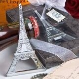 An Evening in Paris Eiffel Tower Silver Tone Bottle Opener