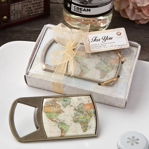 Fashioncraft vintage travel themed world map design bottle opener fashioncraft vintage travel themed world map design bottle opener gumiabroncs Images
