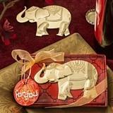 FashionCraft Gold Good Fortune Elephant Bottle Opener