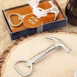 FashionCraft Hammer Design Metal Bottle Opener
