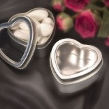 FashionCraft Heart Shaped Box/Mint Tin