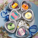 Personalized Expressions Heart-Shaped Mint Tin (Celebrations)