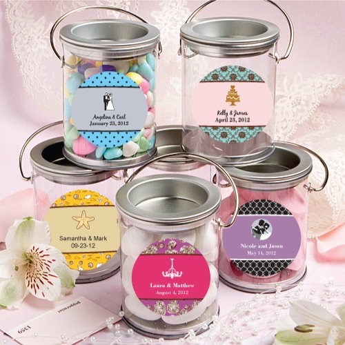 FashionCraft Design Your Own Personalized Miniature Paint Can