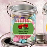 FashionCraft Design Your Own Personalized Mini Paint Can (Holiday)