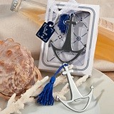 FashionCraft Nautical-Themed Anchor-Shaped Bottle Opener with Tassel