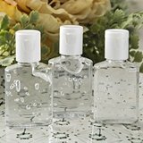 FashionCraft Perfectly Plain Collection Hand Sanitizer Mini Bottle